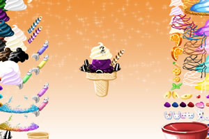 花样冰淇淋