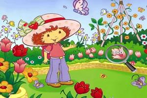 草莓公主找数字