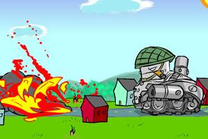 坦克疯狂无敌版
