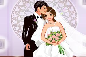 教堂婚礼中文版