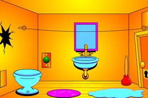 可爱浴室逃脱