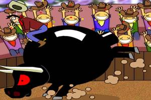 暴怒的公牛