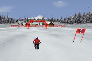 飞驰滑雪场