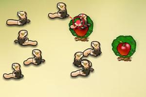 苹果树防御