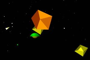 爆破小行星