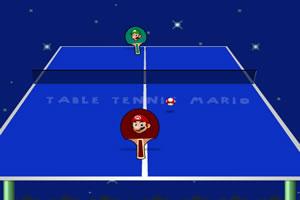 马里奥乒乓球