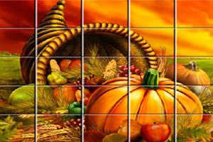 感恩节的拼图