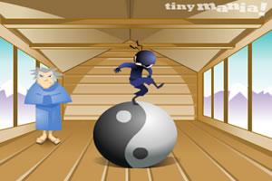 忍者平衡球