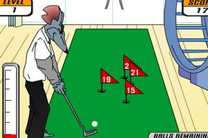 老鼠打高尔夫