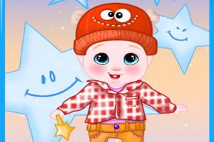 冬季宝贝装