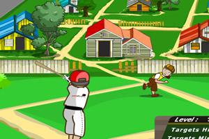 顽皮棒球小子