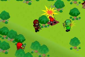 战略防御RPG