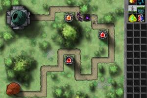 能量石防御战