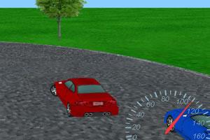 3D水平赛车