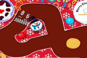 圣诞赛车手