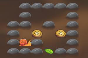 贪吃的蜗牛
