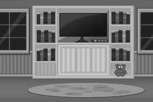 逃出灰色卧室