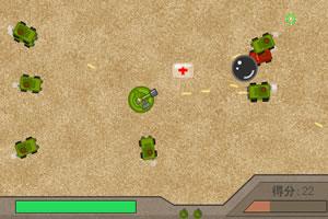 坦克大战-沙漠反击