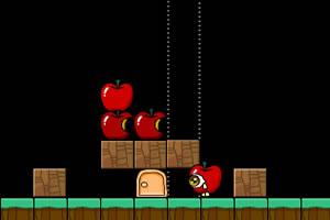 红苹果回家