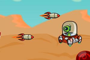 太空人51号逃跑