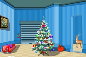 圣诞老人房间逃脱