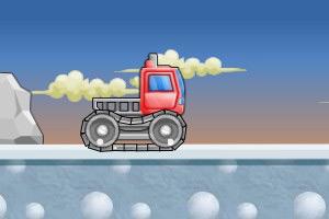 风暴雪犁车