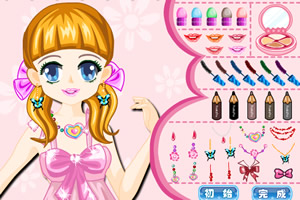 小可爱化妆版2