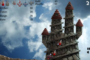 魔法城堡防御
