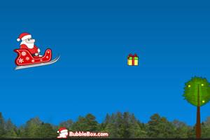 滑射圣诞老人