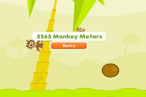 小猴开大脚