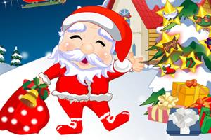 圣诞老人装扮