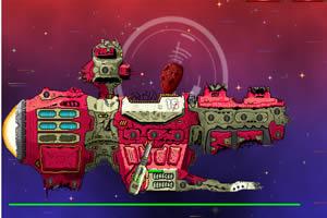 太空堡垒防御战无敌版