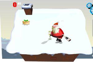 冷静的圣诞老人