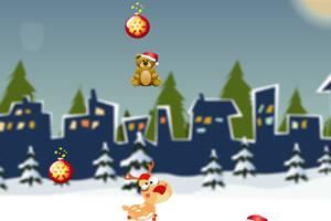 小麋鹿的圣诞节