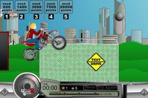 城市特技摩托2