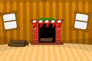 圣诞小木屋逃逸