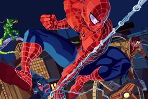 蜘蛛人拯救城市