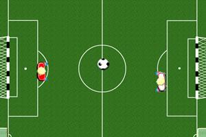 单对单足球射门