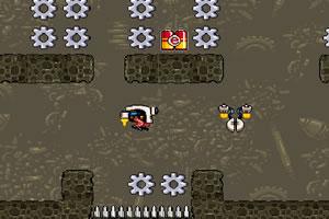 机器人冒险记无敌版
