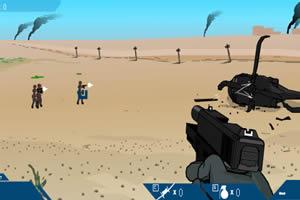 沙漠狙击手中文版