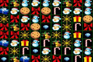快乐圣诞对对碰