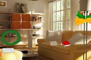 圣诞房找宝石