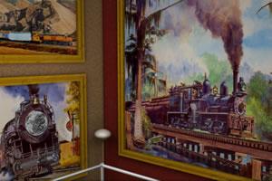 火车图片找东西