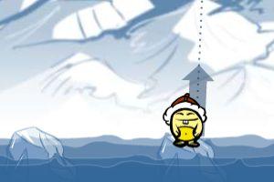 极地跳冰块