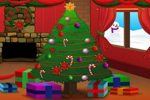 2010年圣诞树