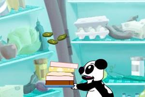 饥饿大熊猫