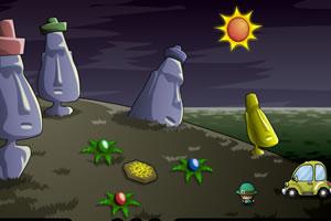 神秘复活岛