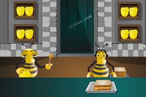 面包和蜂蜜