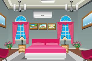 我的粉红居室