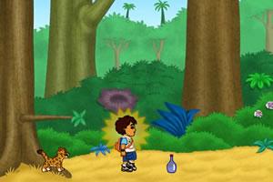 迭戈救援美洲虎